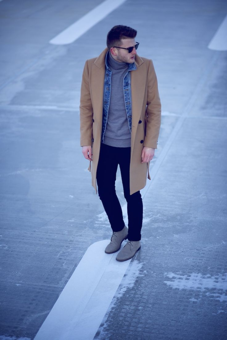 Pin by Lookastic on Mens Look of the Day  Denim jacket