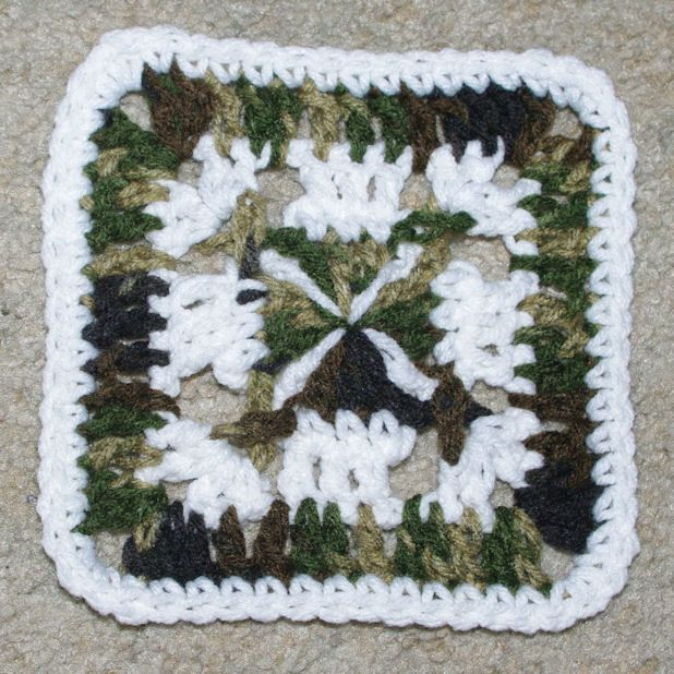 Dishcloth In Spanish: Crochet Afghan & Squares Ideas