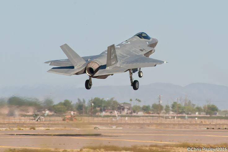 https://flic.kr/p/NXGmMt | F-35 Lightning II - 61st FS - 12-5048 | Luke AFB Glendale Arizona