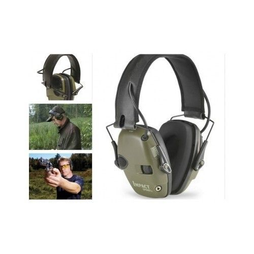 Shooting-Ear-Muffs-Plugs-Hearing-Protection-Hunting-Noise-Range-Electronic-Gun