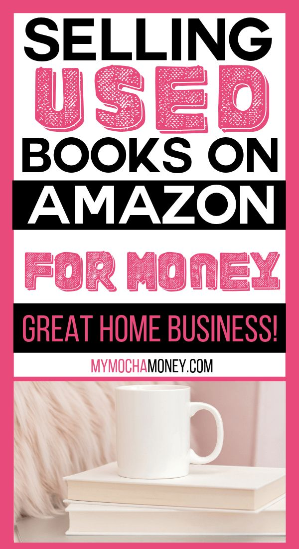 Sell Used Books on Amazon For Money-Great Home Business! – { Top Bloggers to Follow Today }