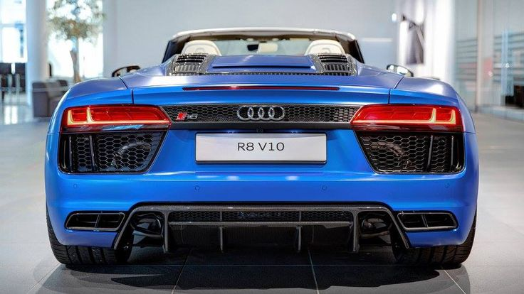 2018 Audi R8 Price and Specs - 2018 CARS RELEASE 2019