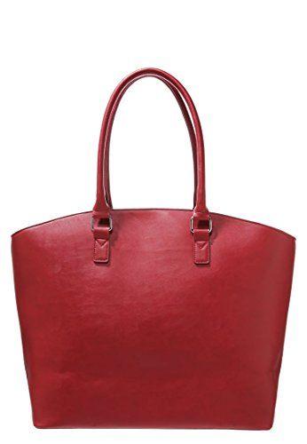 Elegante Shopper Tasche von EVEN&ODD- Dieser Shopper verbindet elegantes Aussehen mit praktischem Stauraum, auch für Deinen Laptop. Die Handtasche ist aus Kunstleder gefertigt und in Schwarz, Rot, Blau oder Braun (Cognac) erhältlich. Die Tasche lässt sich zu fast allem kombinieren und ist sowohl im Job als