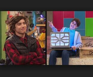 Tv show Max and Shred! I love Jonny Gray so much!!!!(dude on the left)