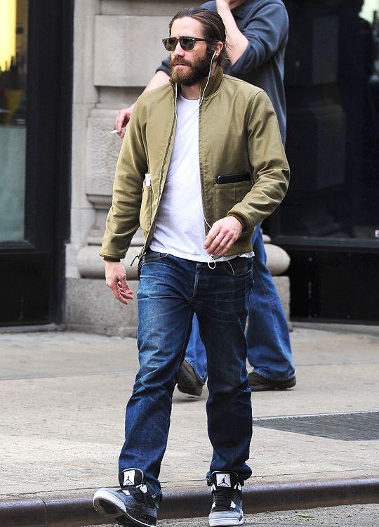 Jake Gyllenhaal Daily #Roma