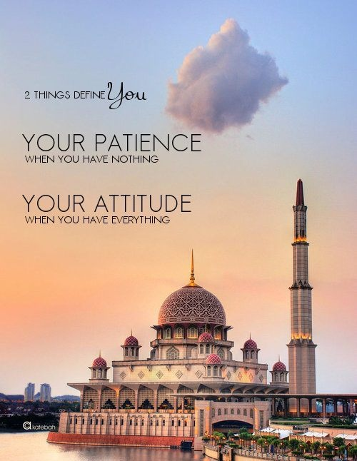 Two Things Define You   Life Of Muslim - Islam, Quran, Hadith, Islamic Miracles and Videos