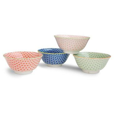 Look what I found on Miya Company Sashiko Bowl Set by Miya Company  sc 1 st  Pinterest & 13 best Japanese ceramics images on Pinterest | Japanese ceramics ...