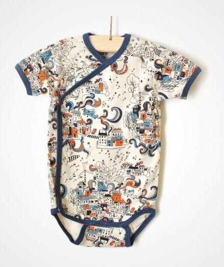 babykläder och Bodys från Hebe Check :)