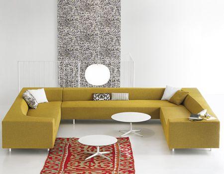 Bora Bora sofa available at Essess Designer FABBRICA showroom. Don't miss it. www.essessltd.com