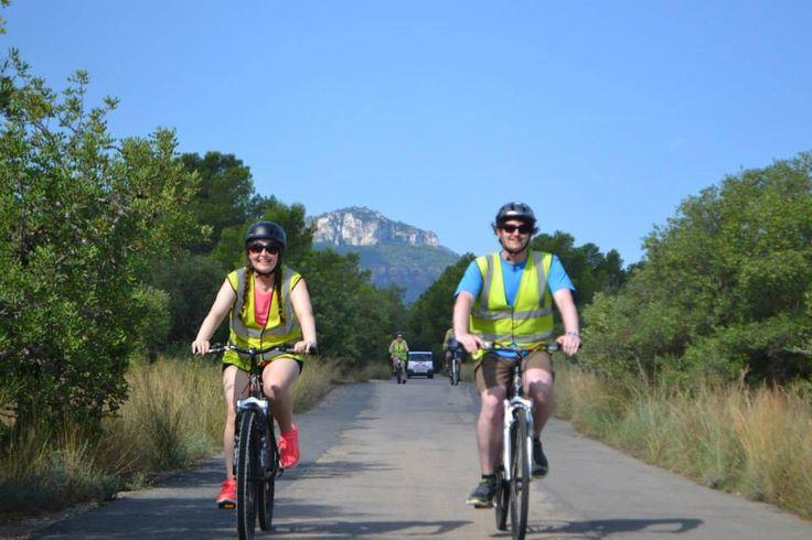 Downhill Biking Salou
