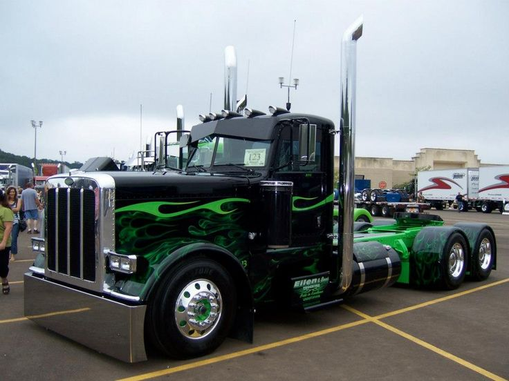 Eilen & Sons Trucking; live about 12 minutes away from their big shop in Hampton MN !