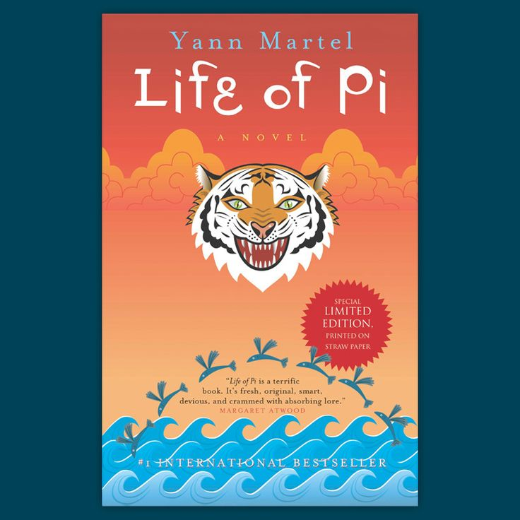 Boldt client Canopy is offering special collectors' editions of Life of Pi - signed by author Yann Martel and printed exclusively on straw paper. The goal - to raise awareness about sustainable paper sources, and raise money for Canopy to continue its advocacy on alternatives to ancient forest fibre. Awesome.