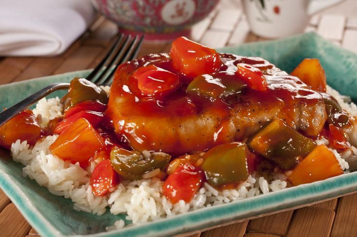 If you're looking for the sweet and sour sauce they serve in Chinese restaurants, no need to buy bottled when our freshly made version tastes a million times better. We bet you'll agree our Sweet and Sour Pork Chops are amazing!