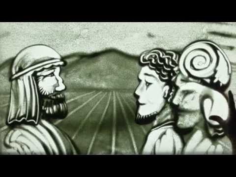 Sandy Tales: The prodigal son / de verloren zoon - YouTube