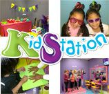 KidStation has a special VIP party room that has been created for girls all around the Cape. Every little girl has a dream to either be the next Rock Star, Princess or Island girl. With the help of our Kidstation Fairies, we will provide the ultimate makeover for her and her friends. For a full 2 hours, the birthday girl and her friends will receive VIP treatment.