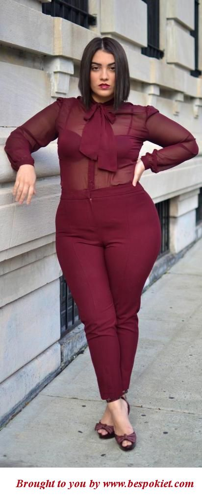 curvy women fashion | Curvy women – Fashion inspirations for Curvy women