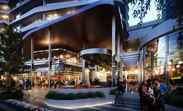 Scott Carver - Architecture and Design - #MarinaSquare #WentworthPoint #Sydney