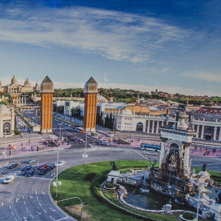 Paneel Barcelona Fontein 56258-380
