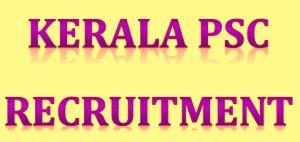 Kerala PSC Recruitment 2015 – Apply Online for 58 Asst Director, AO & Other Posts