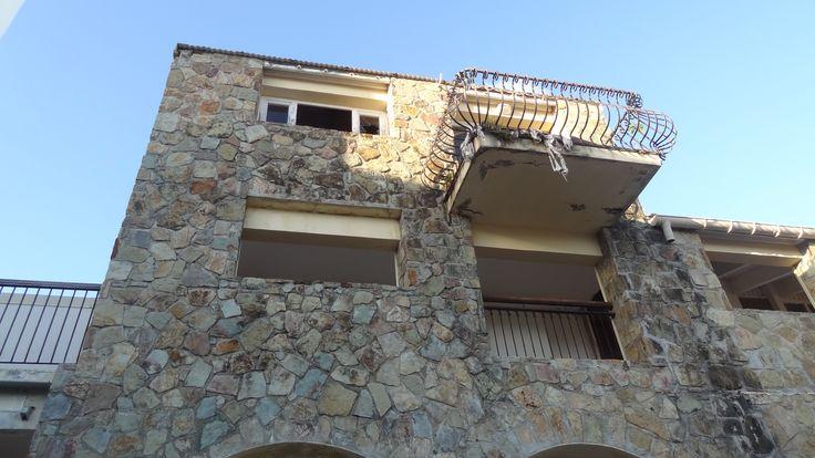 ..balcony on the plaza.....