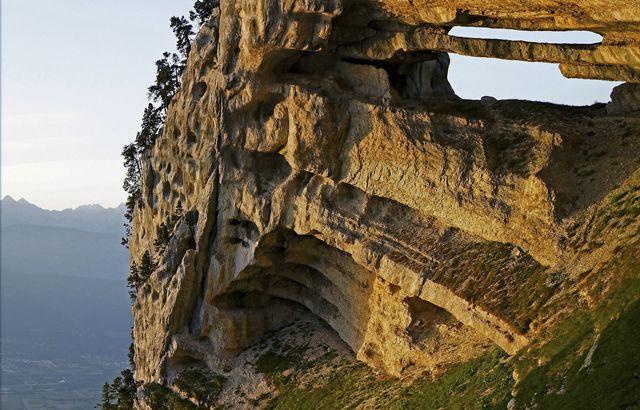 Arche Percee