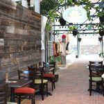 表参道にある西海岸風オーガニックカフェ