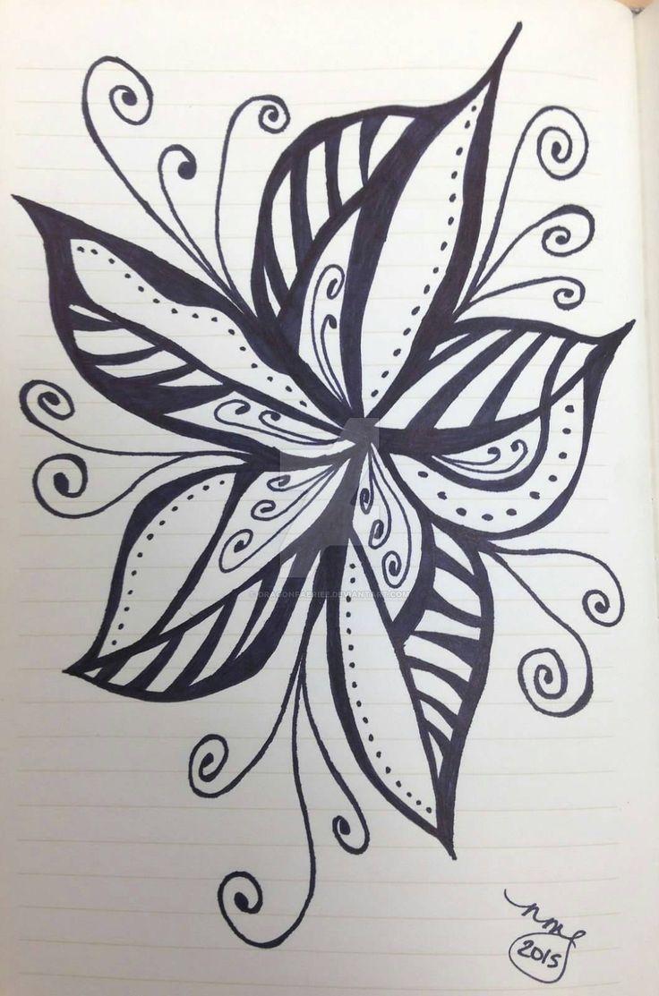 34 Best Hands Zentangle Images On Pinterest Doodles