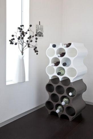 SET-UP, Wine Rack - Koziol