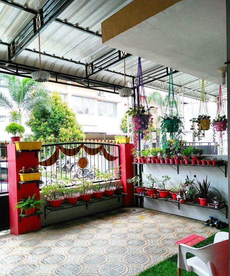 69 Best Teras Rumah Images On Pinterest Indonesia Art