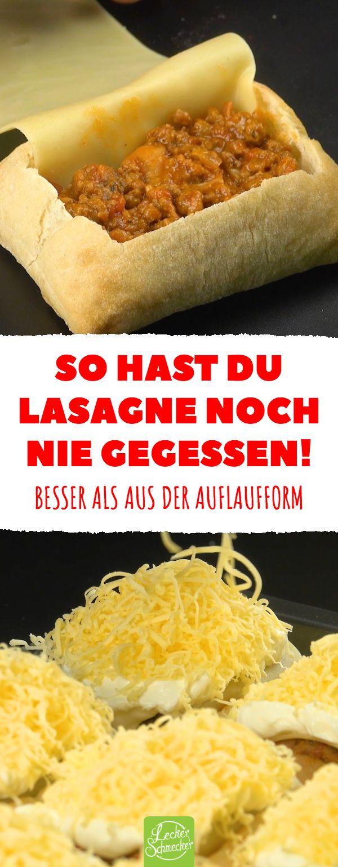 Você nunca comeu lasanha antes! Melhor do que a caçarola. #recipes # …   – Was koche ich heute Abend? Rezepte für Abendessen, Mittagessen, Hauptmahlzeiten