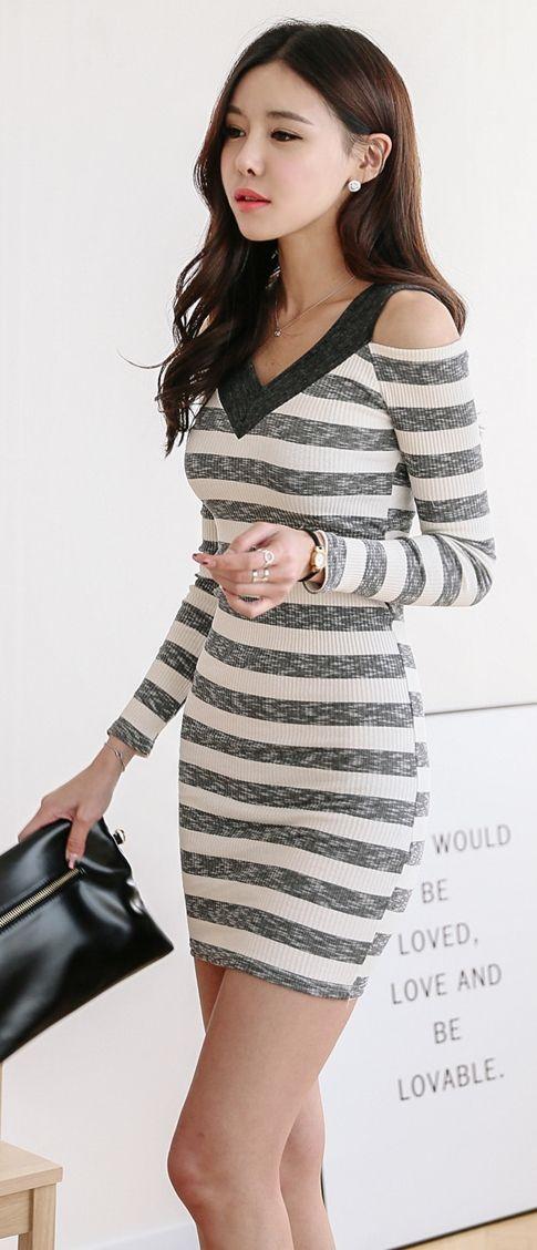 S/S Korean Women Fashion Look