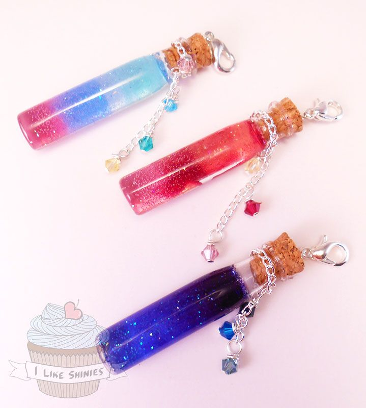 princesse potions | My little pony inspired Princess potions by ilikeshiniesfakery