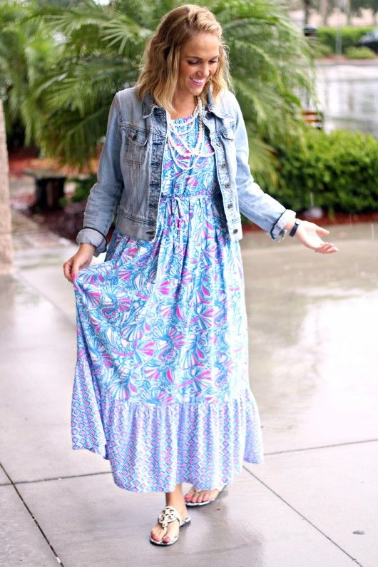 Renee c janee maxi dress