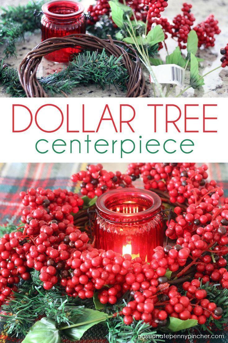 Best dollar tree diy images on pinterest xmas