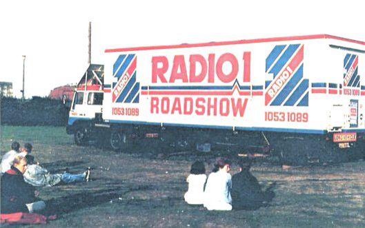Radio 1 Roadshow vehicle (1986)