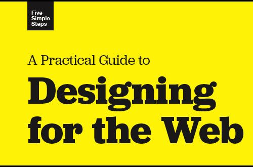 40+ Useful Free Online Books for Web DesignersFree Ebook