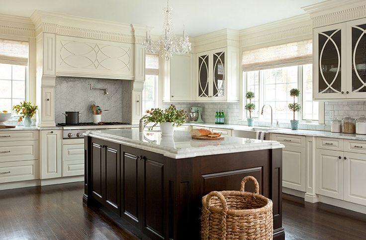 The Elegant Abode Li Kitchen Carrera Countertops Carrera