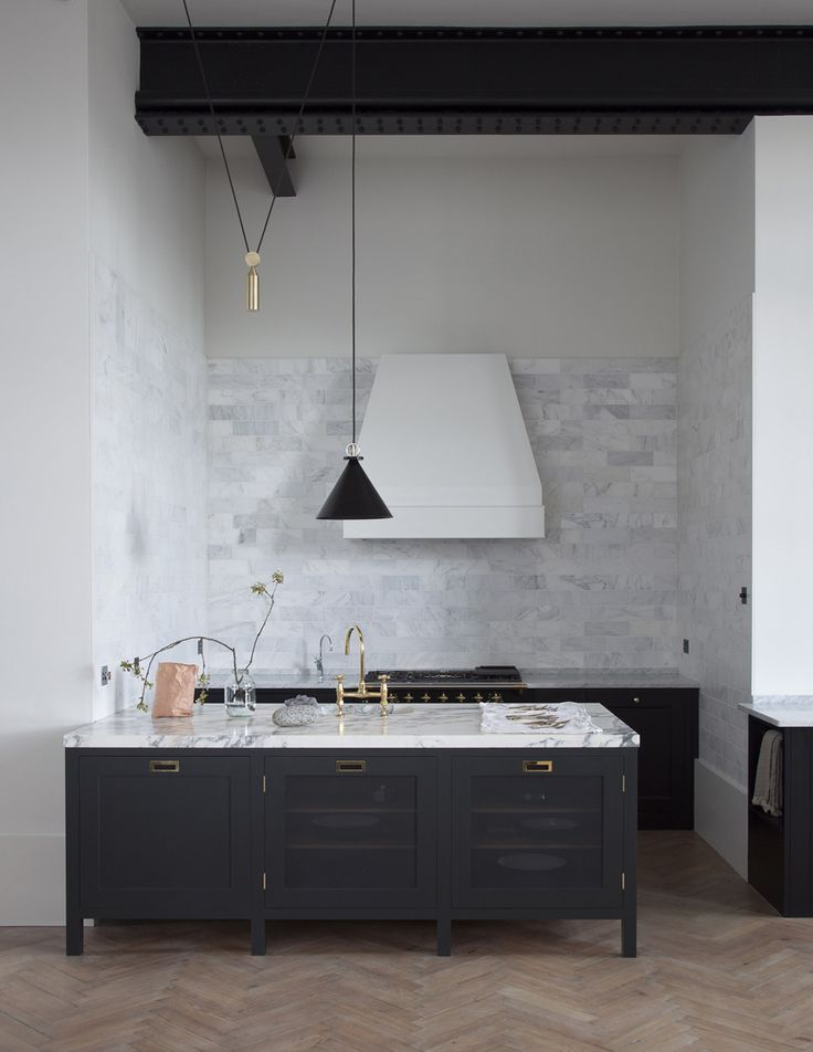 """The UK-based founders of Plain English describe themselves as traditionalists. """"We make kitchens the old fashioned way, by hand..."""""""