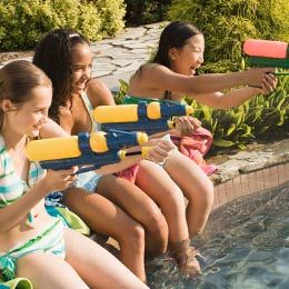 Pool Party Games & Ideas