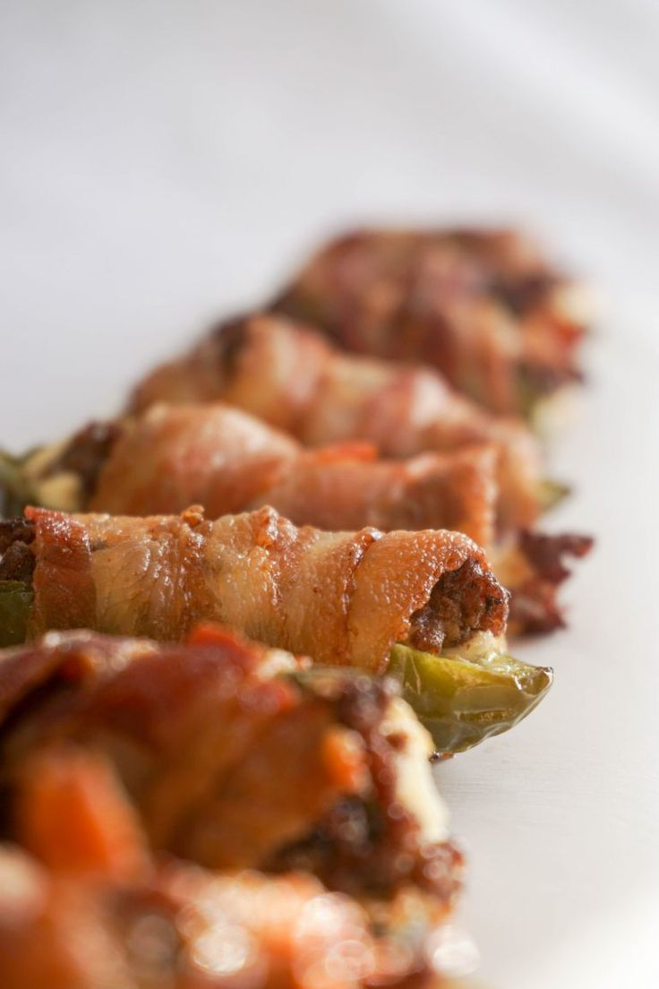 bacon jalapeno poppers line