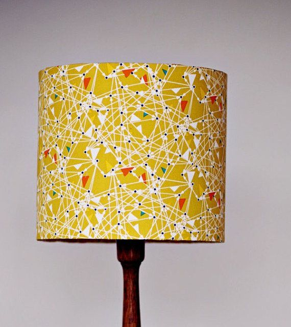 The 25+ best Fabric lampshade ideas on Pinterest | Lamp shades ...
