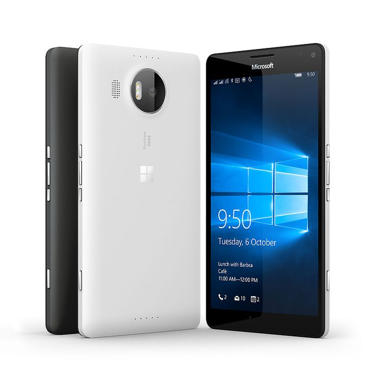 Microsoft Lumia 950 XL Dual SIM- Get the phone that works like your PC and push the limits of what's possible.  #sisytech