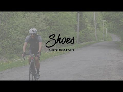 Garneau Technologies: Shoes - Air Channel System - YouTube