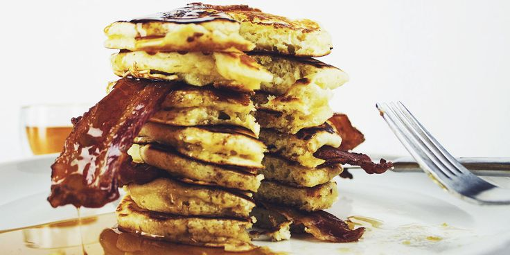 Esquire Pancake Recipe: Put away the Bisquick and serve breakfast to the whole family with this ultimate pancake recipe.