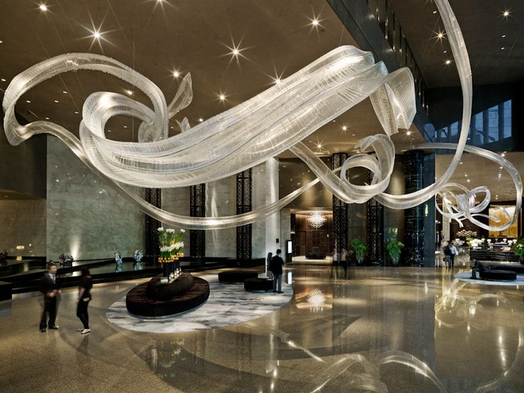 Best lobby spaces and sculpture images on pinterest