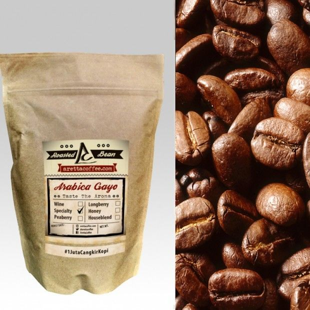 Biji kopi Arabika specialty<br />Bentuk Biji : Varian (Blend)<br />Karakter Rasa : Chocolate, Butter, Milky, Fruity, Spicy<br />Asal Kopi : Dataran Tinggi Gayo, Aceh Tengah