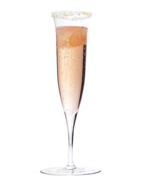 475 best images about elegant cocktails on pinterest for Martha stewart christmas wine glasses