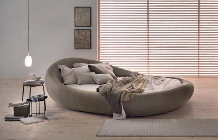 Dorelan   #mobiliriccelli #riccelli #arredamento #mobili #arredo #furniture #bedroom #bed #camera #letto #indoor #interior #design #casa #home #madeinitaly #cameradaletto #dorelan #tondo #round