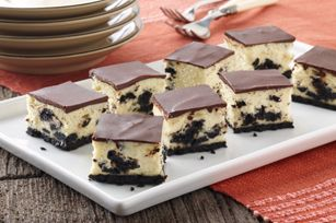 Need dessert for a crowd, tomorrow? Don't panic. OREO Cookies, cream cheese,
