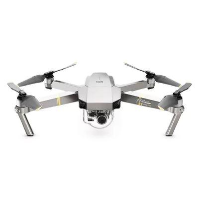 DJI Mavic Pro Platinum - $1085 (coupon: MavicPPL)  Foldable RC Quadcopter RTF STANDARD VERSION PLATINUM WiFi FPV 4K UHD / 4dB Noise Reduction / 30min Flight Time #DJI, #Quadcopter, #RC, #квадрокоптер, #дрон, #Mavic, #gearbest    5392